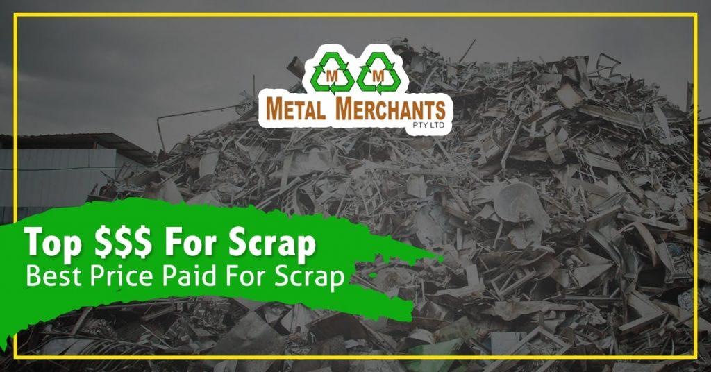 Tips to Choose the Best Metal Scrap Dealers